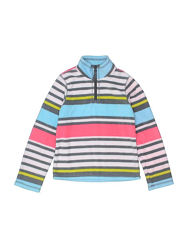 Old Navy Girls Fleece Jacket Size 6 - 7
