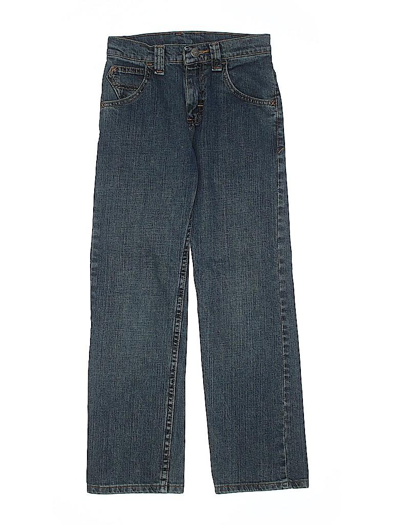 Wrangler Jeans Co Boys Jeans Size 10