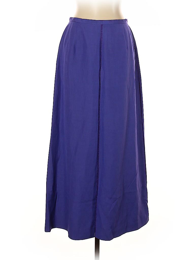 Carlisle Women Silk Skirt Size 12