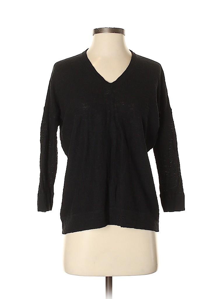 Madewell Women 3/4 Sleeve Top Size XS