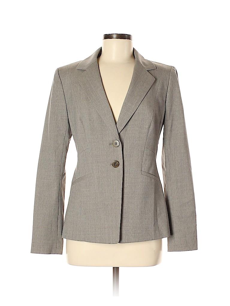 Classiques Entier Women Wool Blazer Size 8