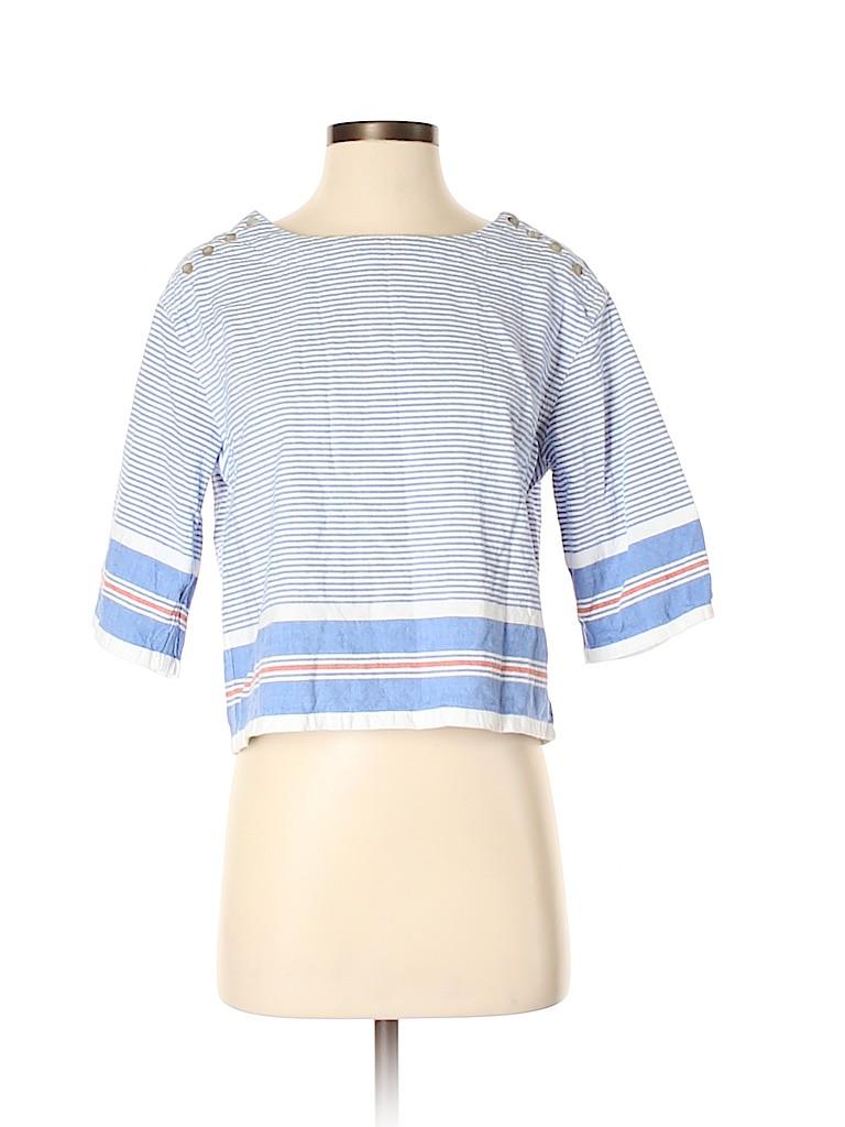 Maeve Women 3/4 Sleeve Blouse Size XS