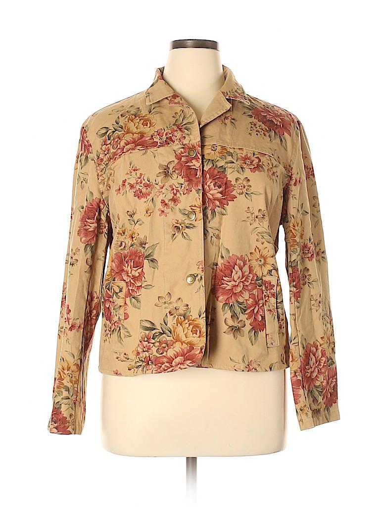 Talbots Women Jacket Size XL