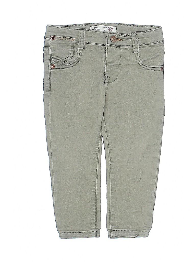 Zara Baby Boys Jeans Size 12-18 mo
