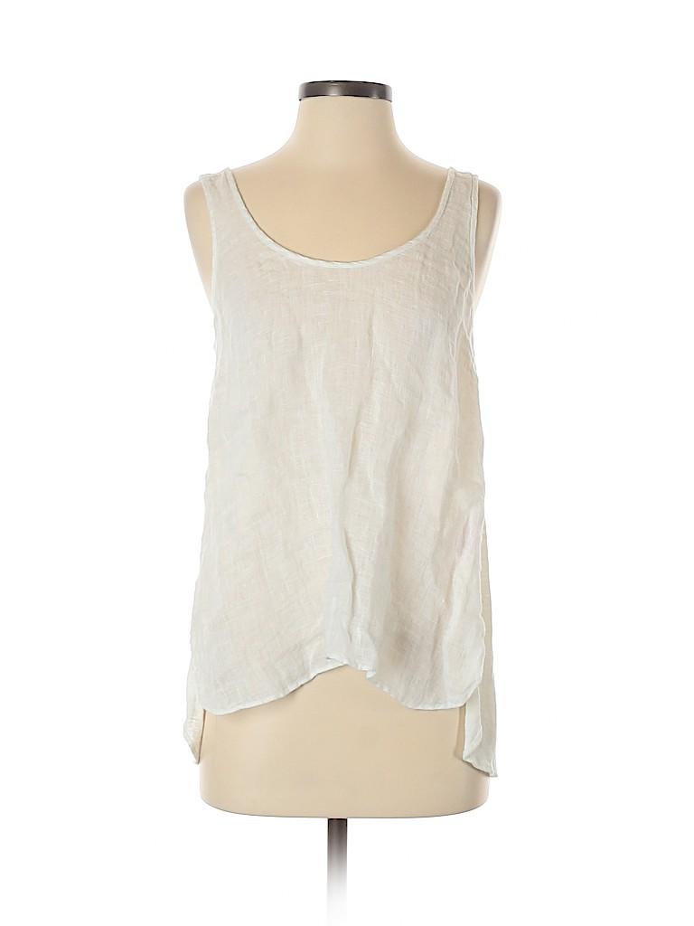 Calypso St. Barth Women Sleeveless Blouse Size S