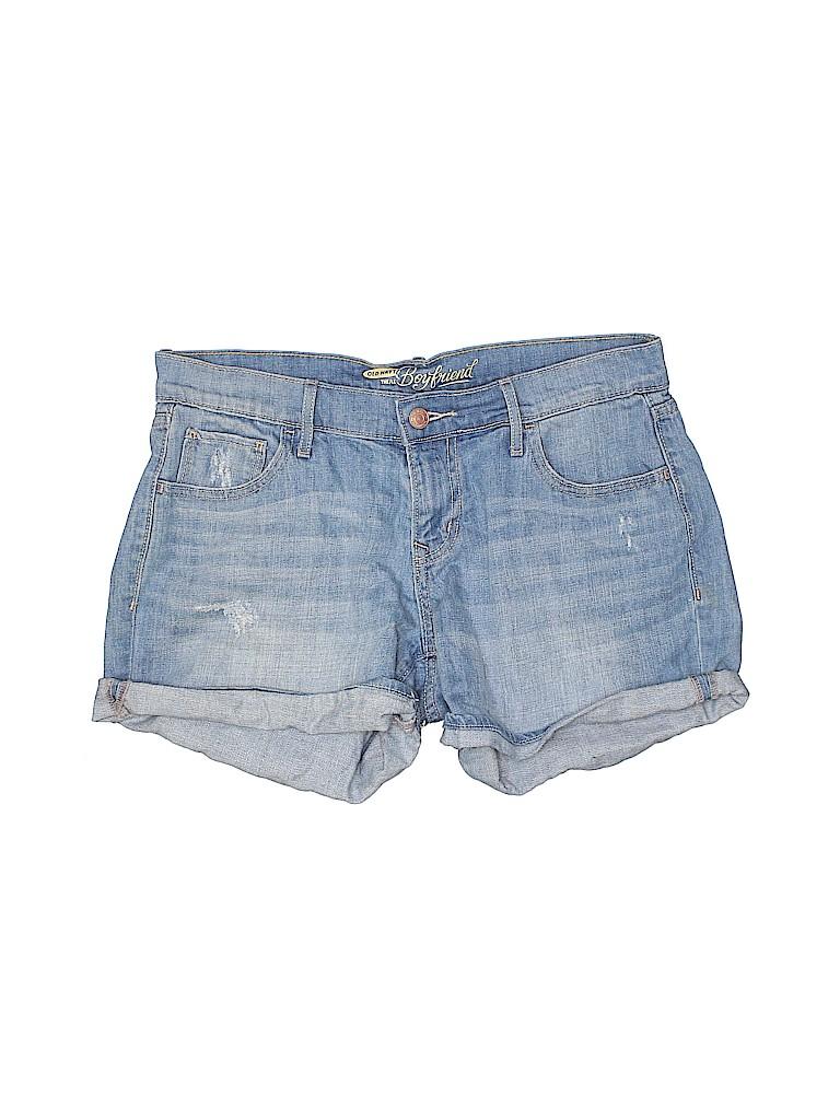 Old Navy Women Denim Shorts Size 4