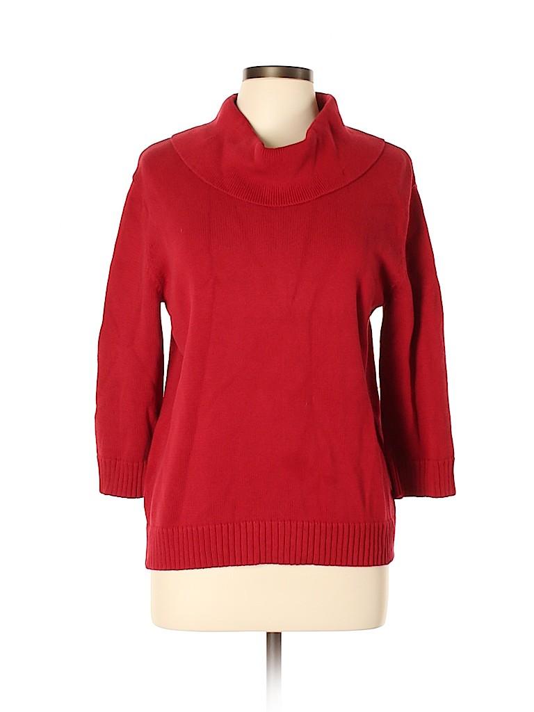 Jones New York Sport Women Pullover Sweater Size XL