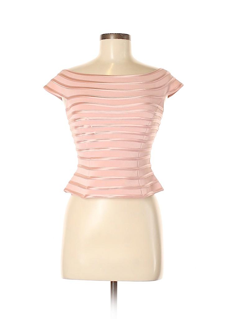 JS Collection Women Sleeveless Blouse Size 6