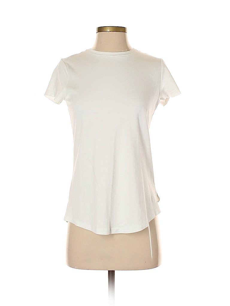Isaac Mizrahi LIVE! Women Short Sleeve T-Shirt Size XS