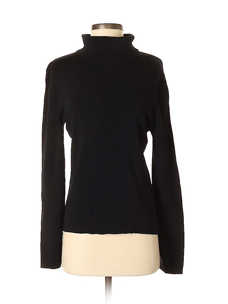 Scott Taylor Women Turtleneck Sweater Size L