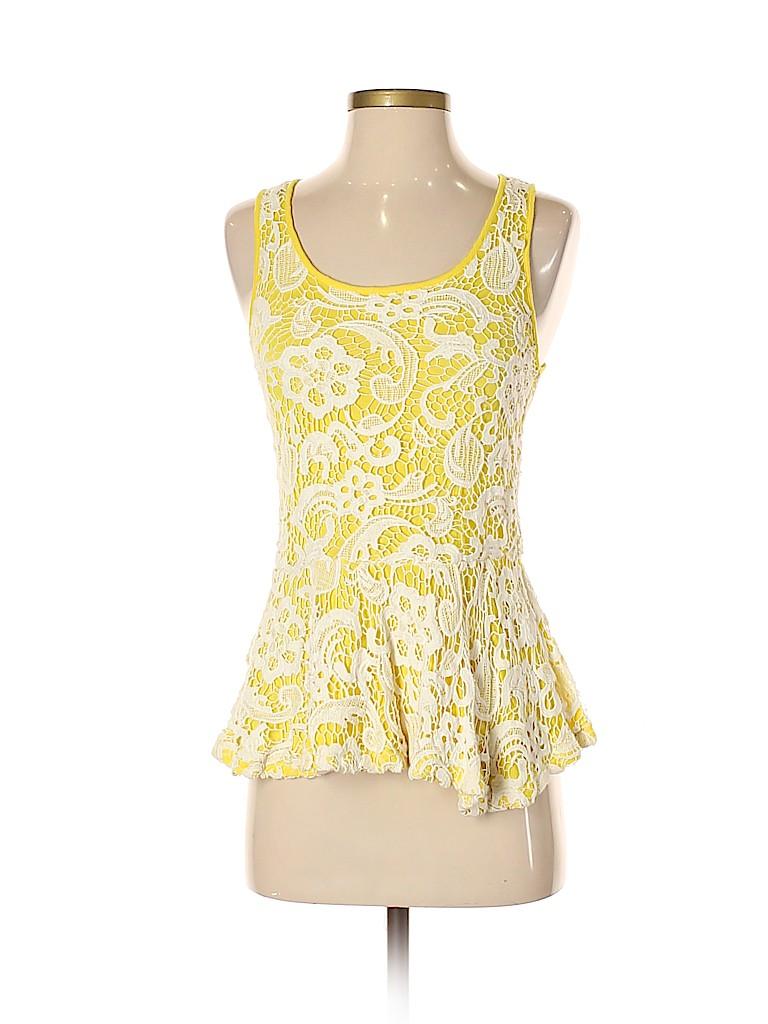 Meadow Rue Women Sleeveless Blouse Size XS