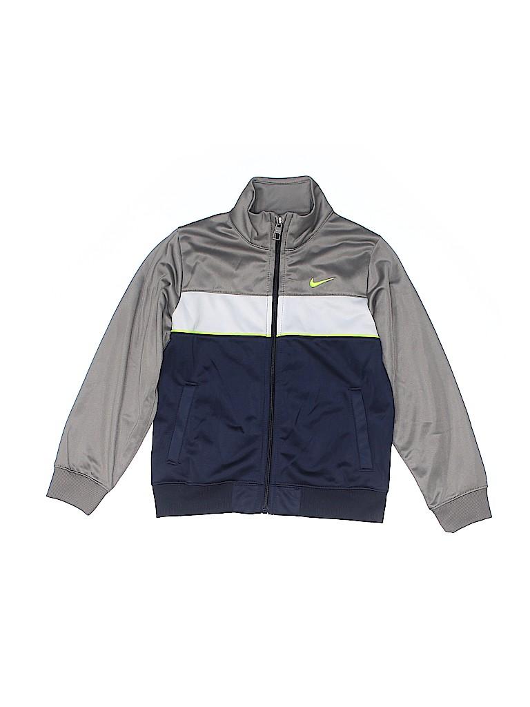 Nike Boys Track Jacket Size 6