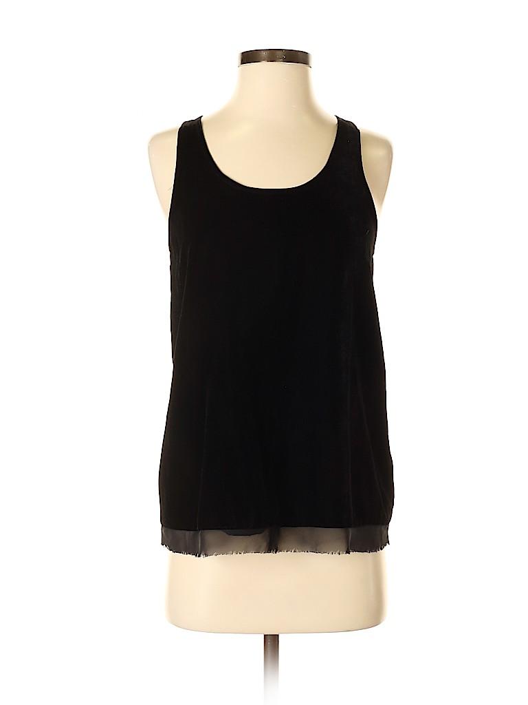 Guess Women Sleeveless Button-Down Shirt Size XS