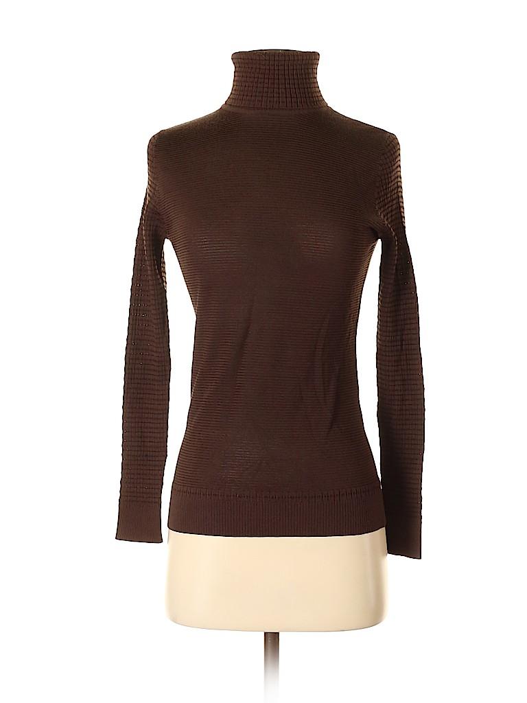 Etcetera Women Turtleneck Sweater Size XS