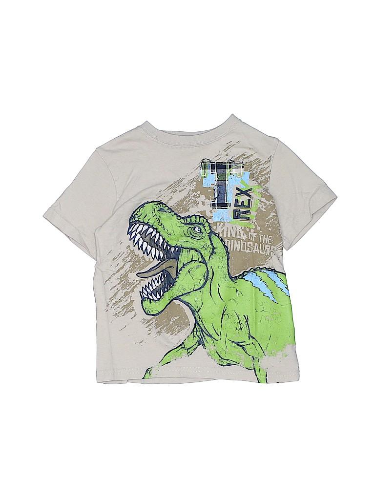 Jumping Beans Boys Short Sleeve T-Shirt Size 4