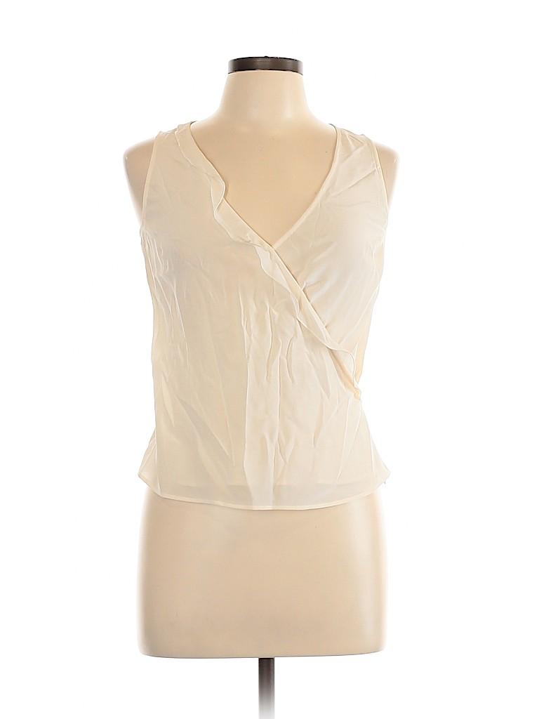 Emporio Armani Women Sleeveless Blouse Size 42 (IT)
