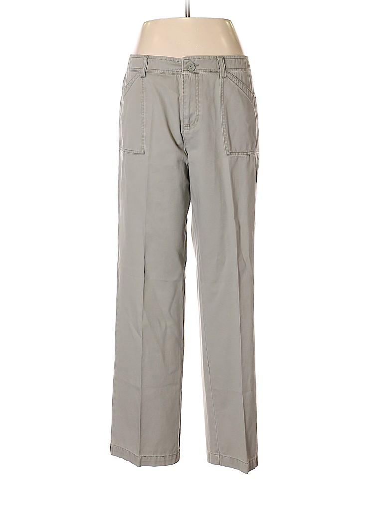 Kim Rogers Women Khakis Size 12