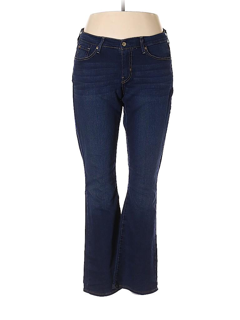 Levi Strauss Signature Women Jeans Size 14