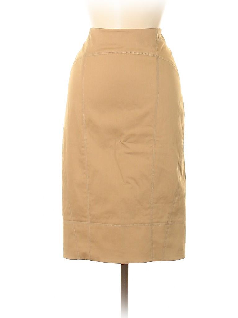 Kaufmanfranco Women Silk Skirt Size 8