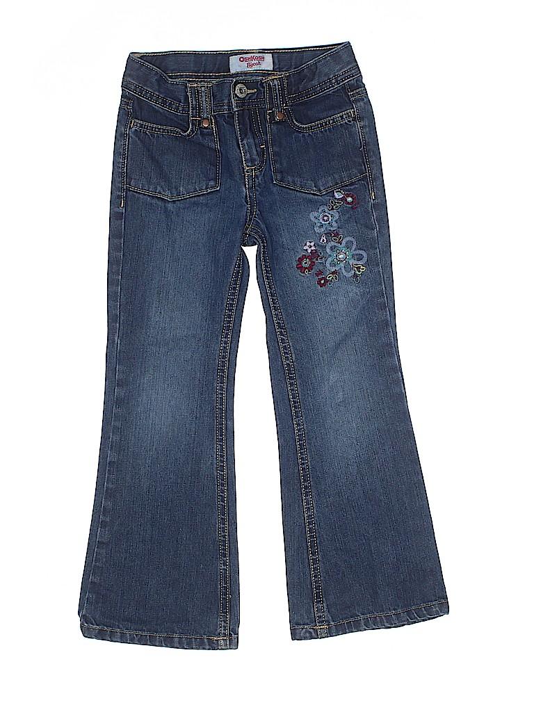 OshKosh B'gosh Girls Jeans Size 6