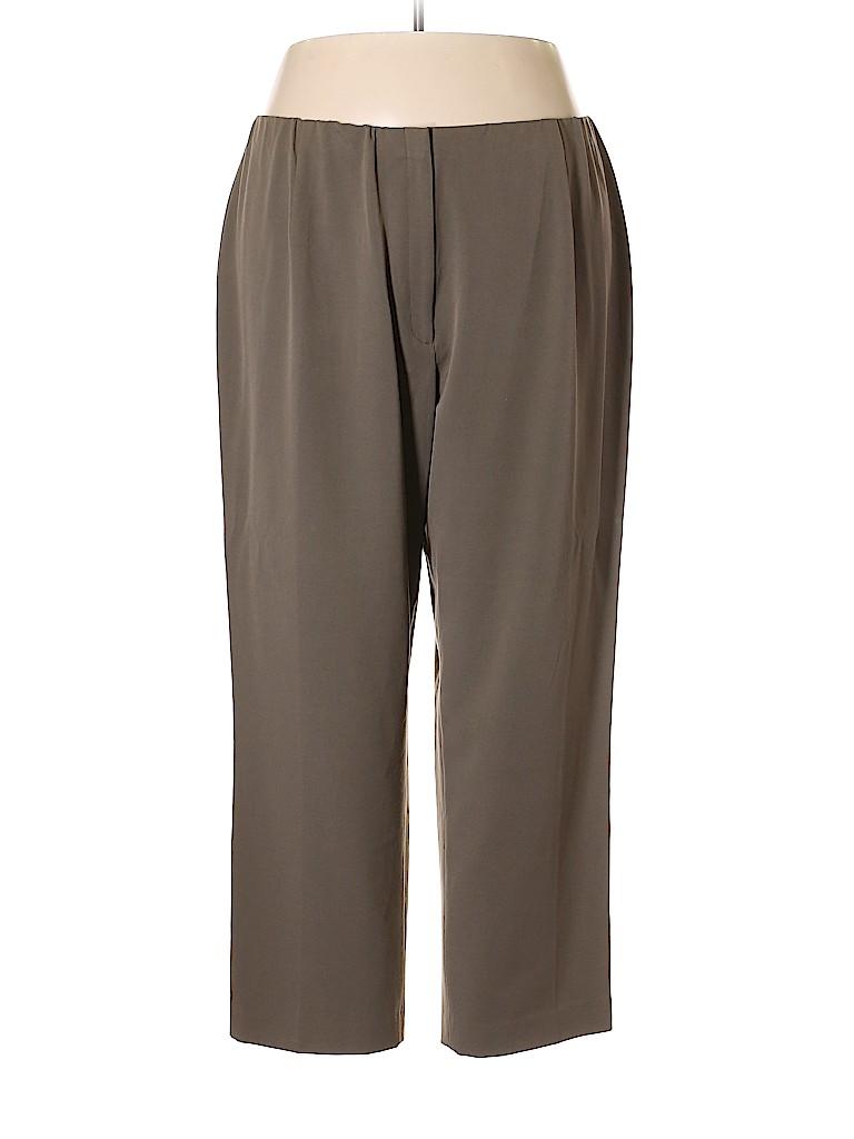 Focus 2000 Women Dress Pants Size 26 (Plus)