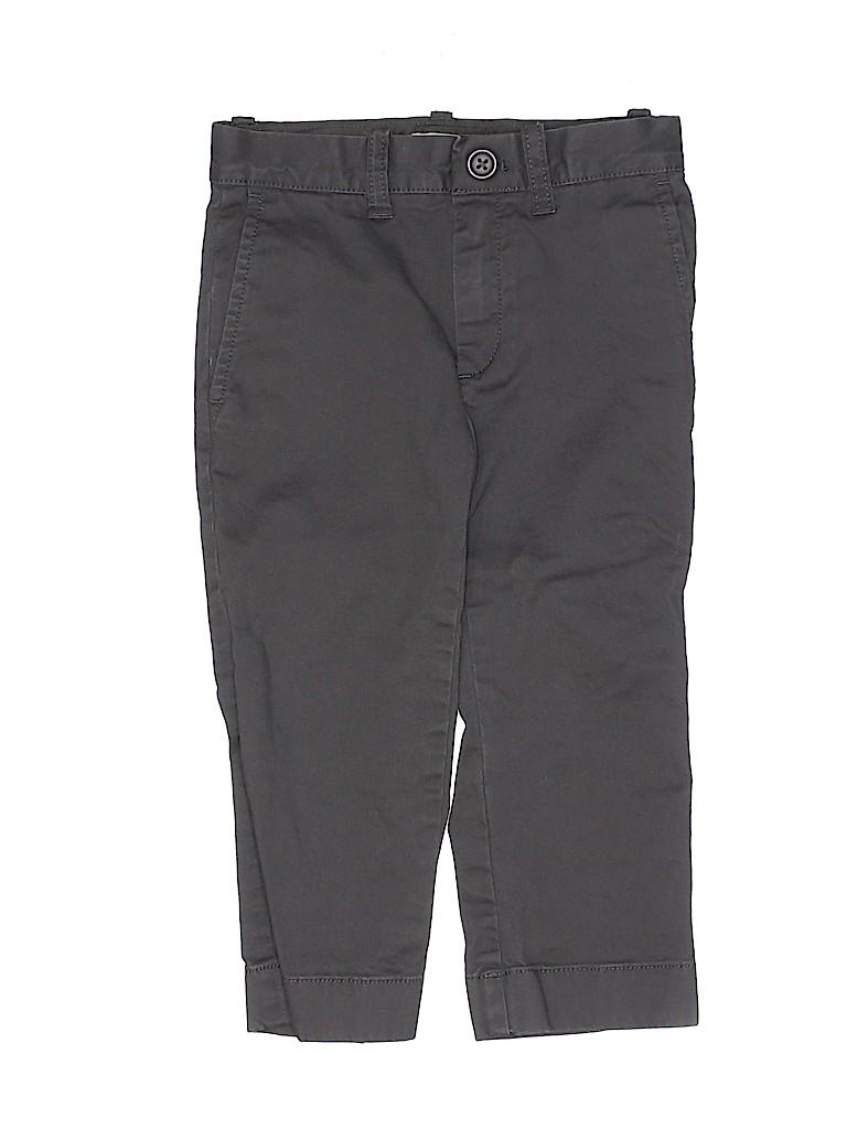 Crewcuts Boys Khakis Size 2