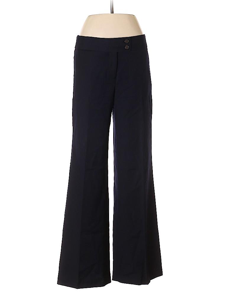 J. Crew Women Wool Pants Size 8