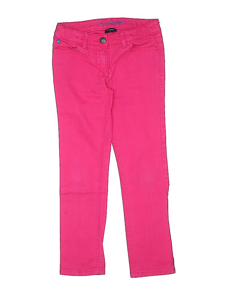 Mini Boden Girls Jeans Size 8
