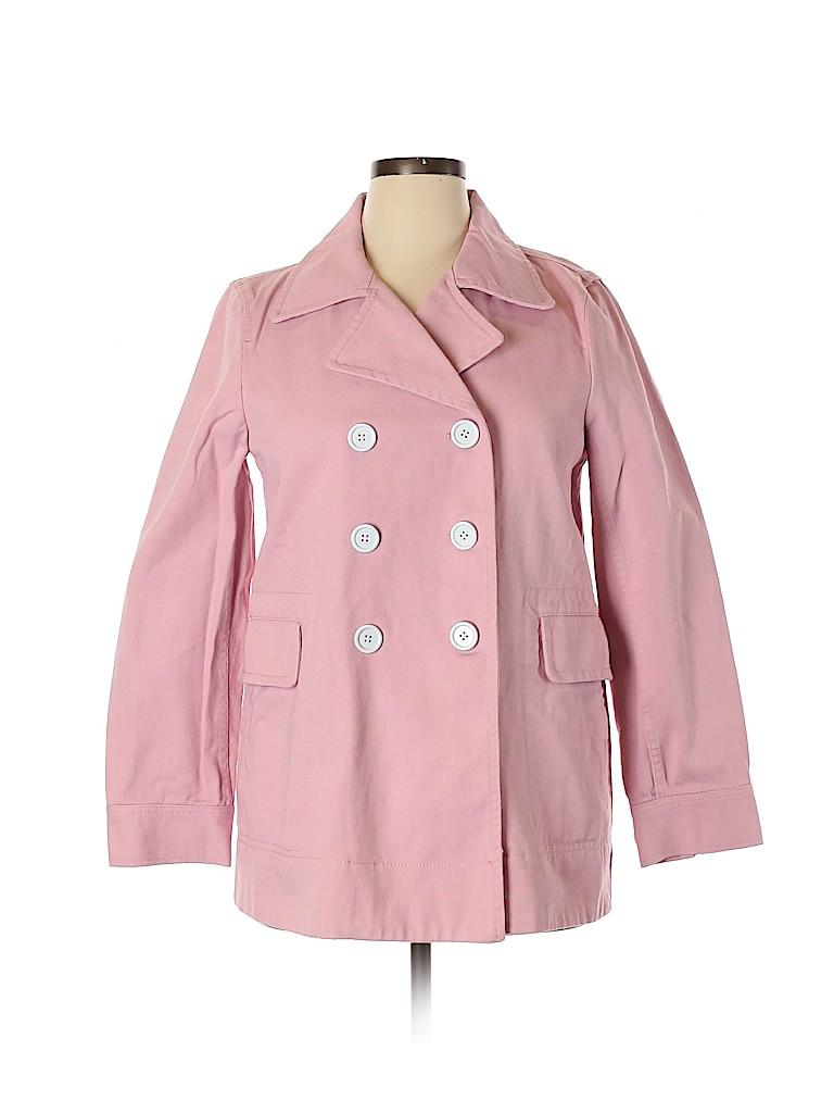 J. Crew Women Coat Size 14