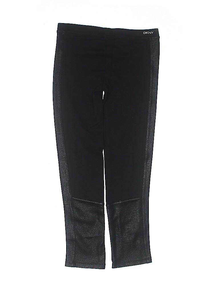 DKNY Girls Casual Pants Size X-Large (Kids)