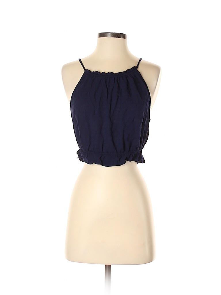 Lulu's Women Sleeveless Blouse Size S