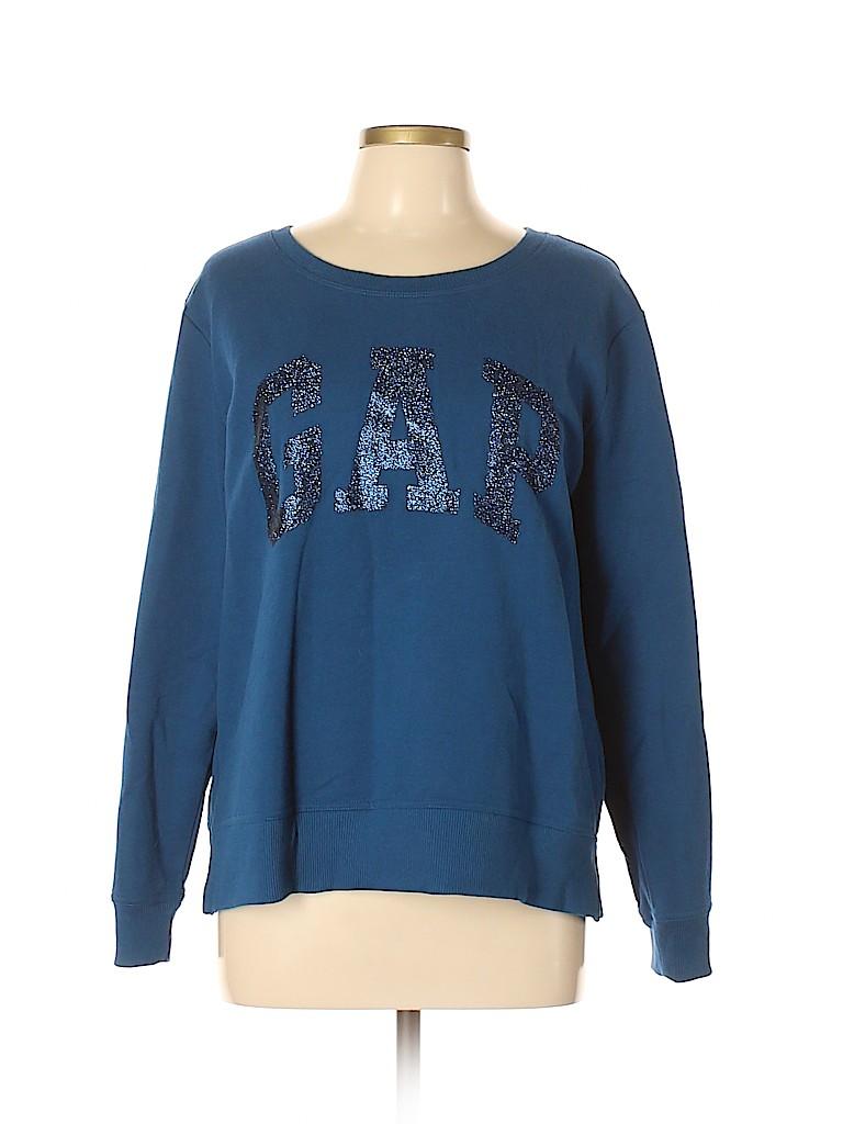 Gap Women Sweatshirt Size XL