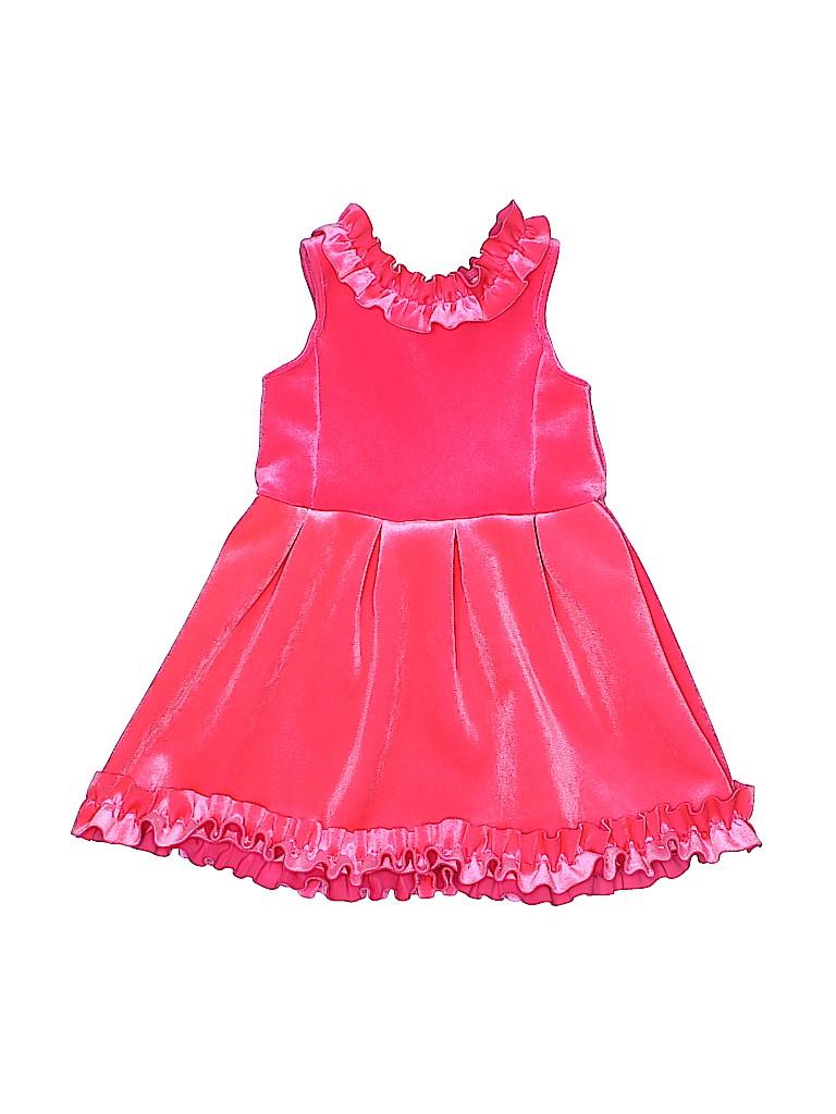 Genuine Kids from Oshkosh Girls Special Occasion Dress Size 3T