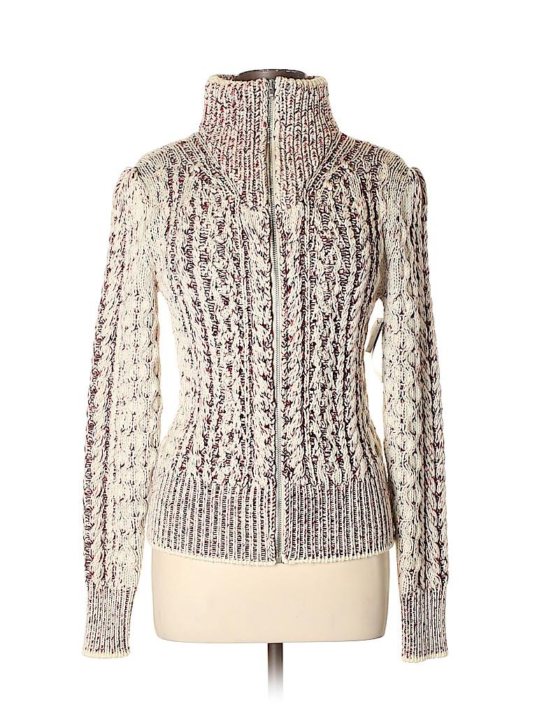 Isabel Marant Women Wool Cardigan Size 42 (FR)