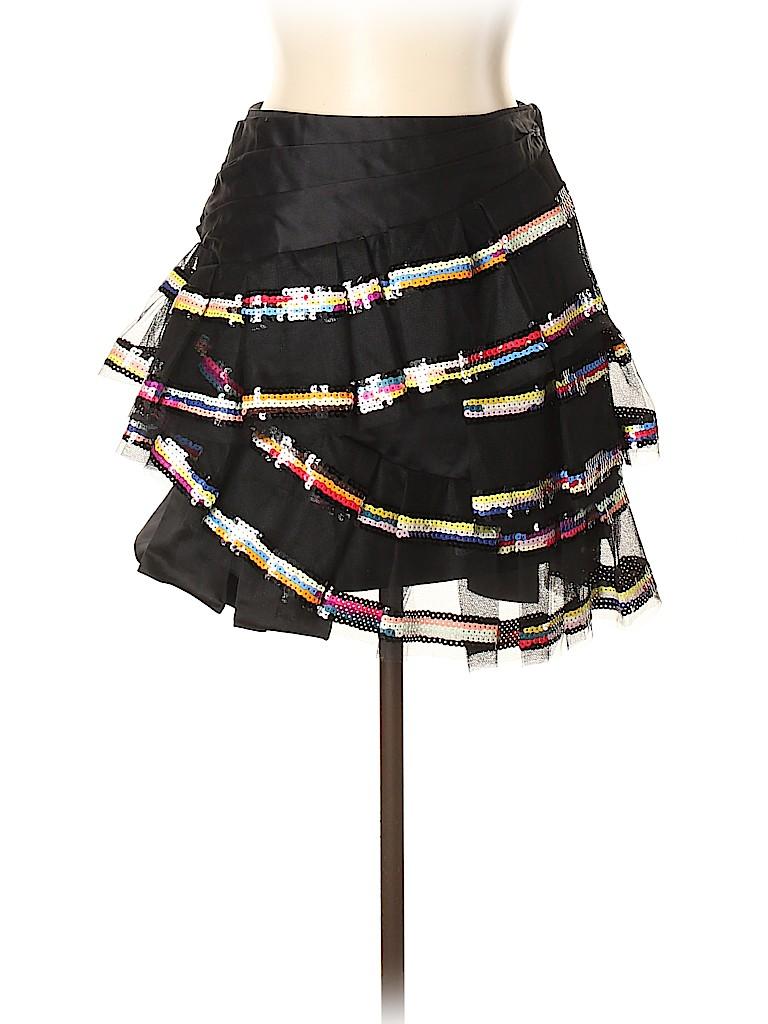 Marc Jacobs Women Silk Skirt Size 6