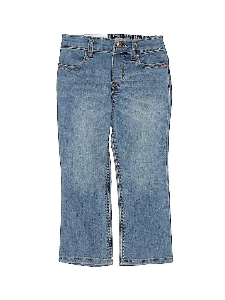 OshKosh B'gosh Girls Jeans Size 18-24 mo