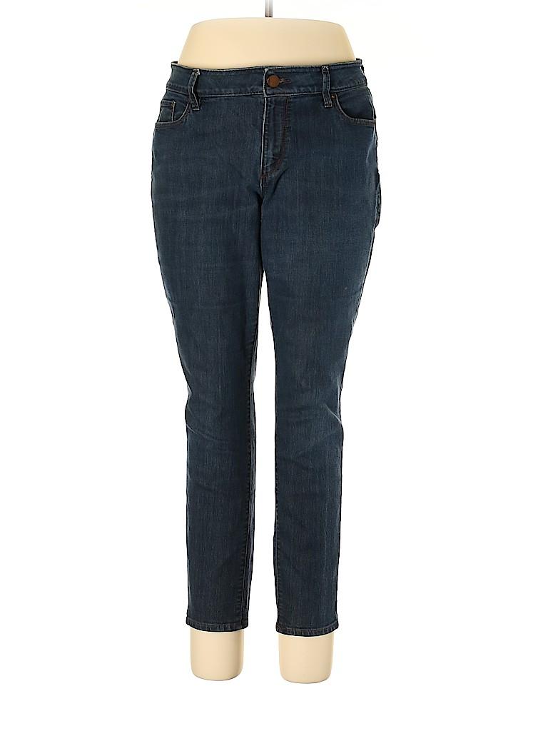 Ann Taylor LOFT Women Jeans Size 14 (Petite)