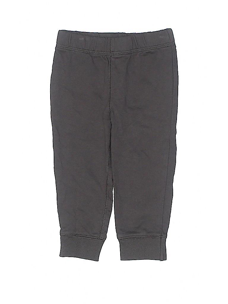 Carter's Boys Sweatpants Size 12 mo