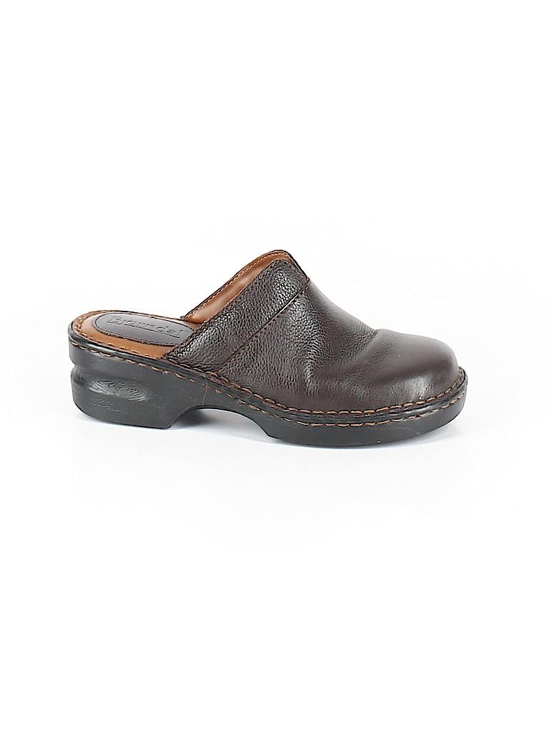 Bjorndal Women Mule/Clog Size 6 1/2