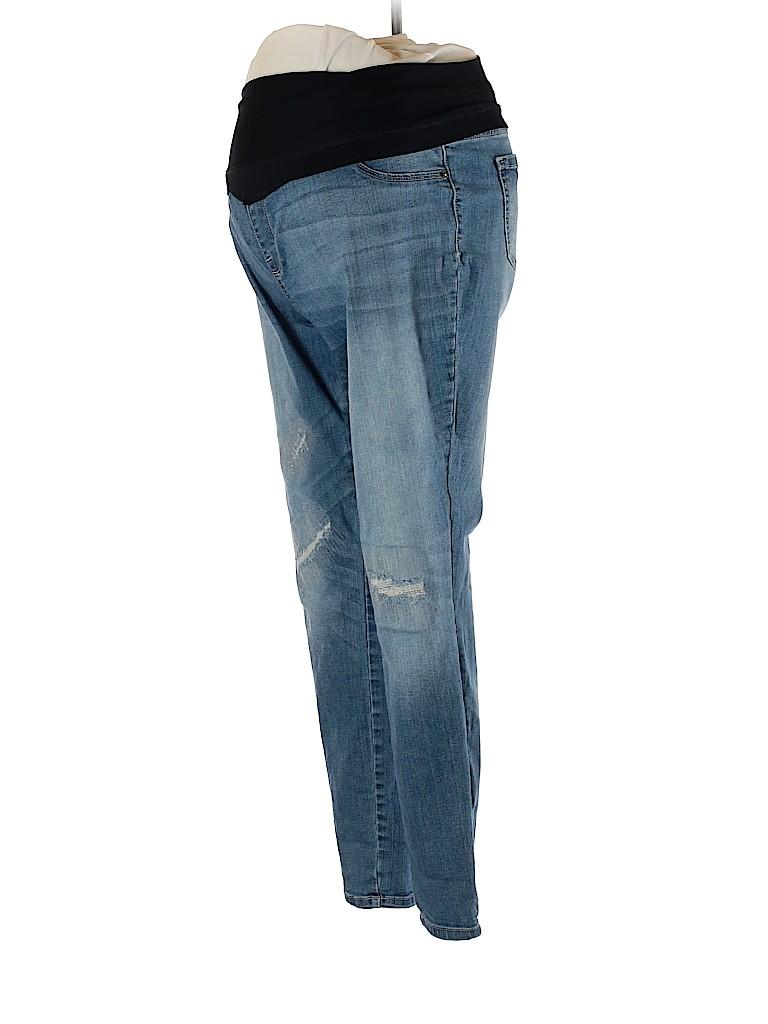 Liz Lange Maternity Women Jeans Size M (Maternity)
