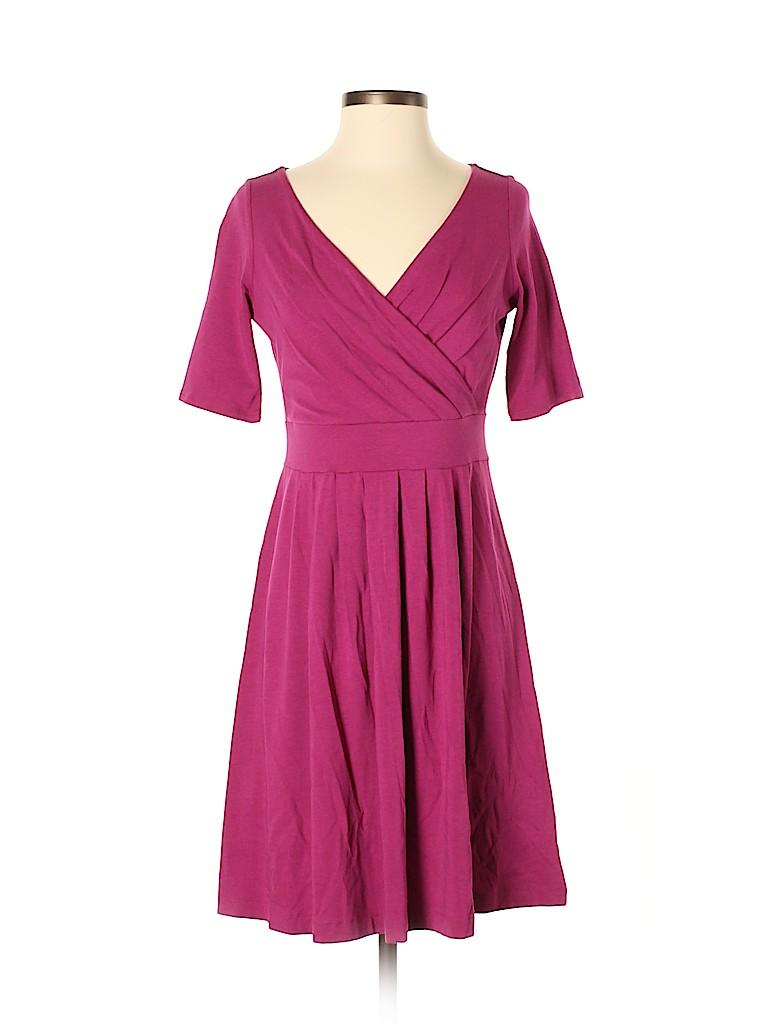 Lands' End Women Casual Dress Size XS