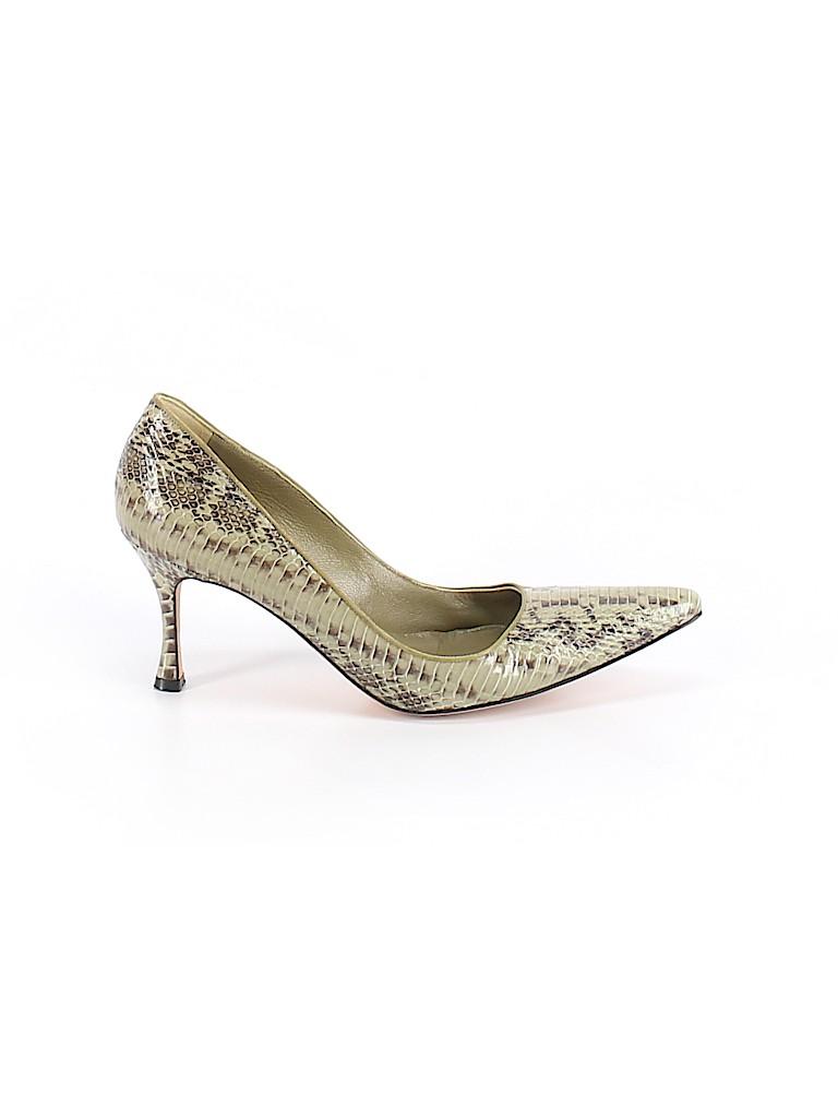 Manolo Blahnik Women Heels Size 38.5 (EU)