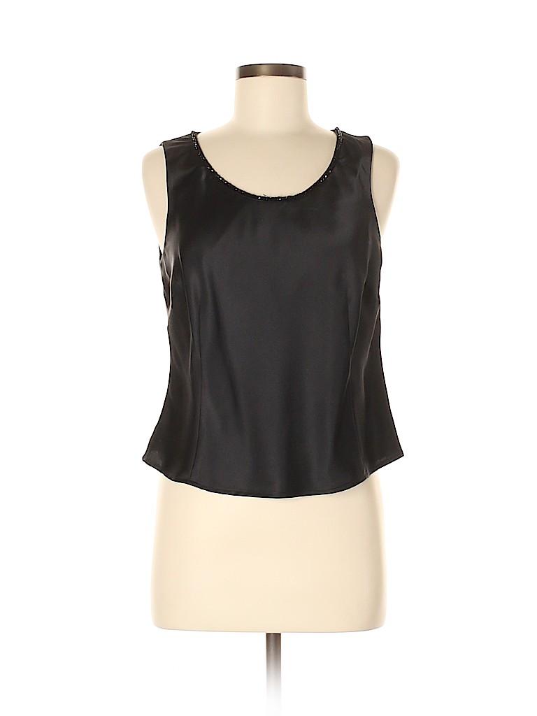 Amanda Smith Women Sleeveless Blouse Size 8