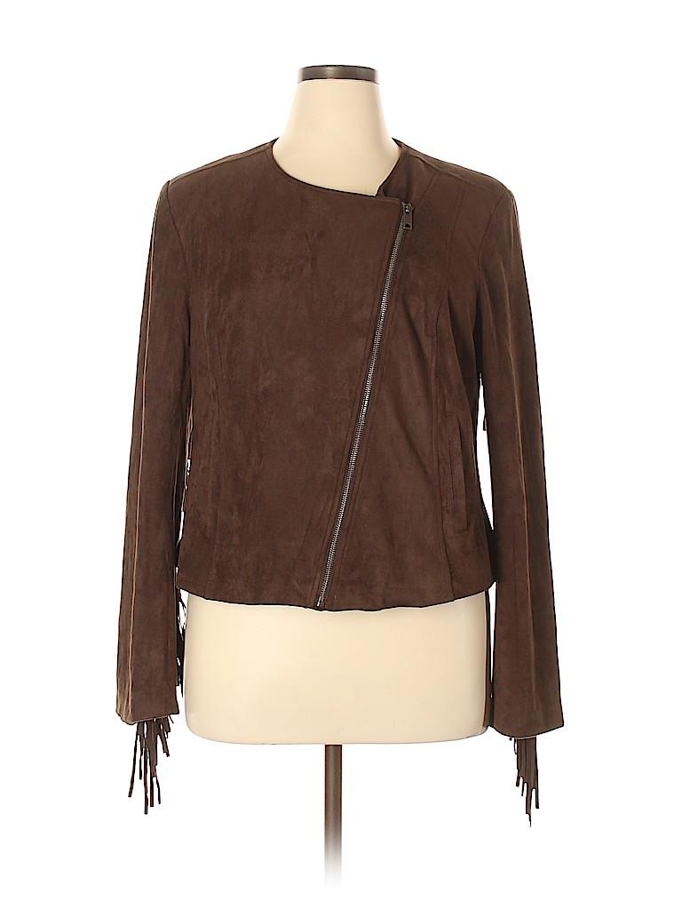 Lane Bryant Women Jacket Size 14 - 16 Plus (Plus)