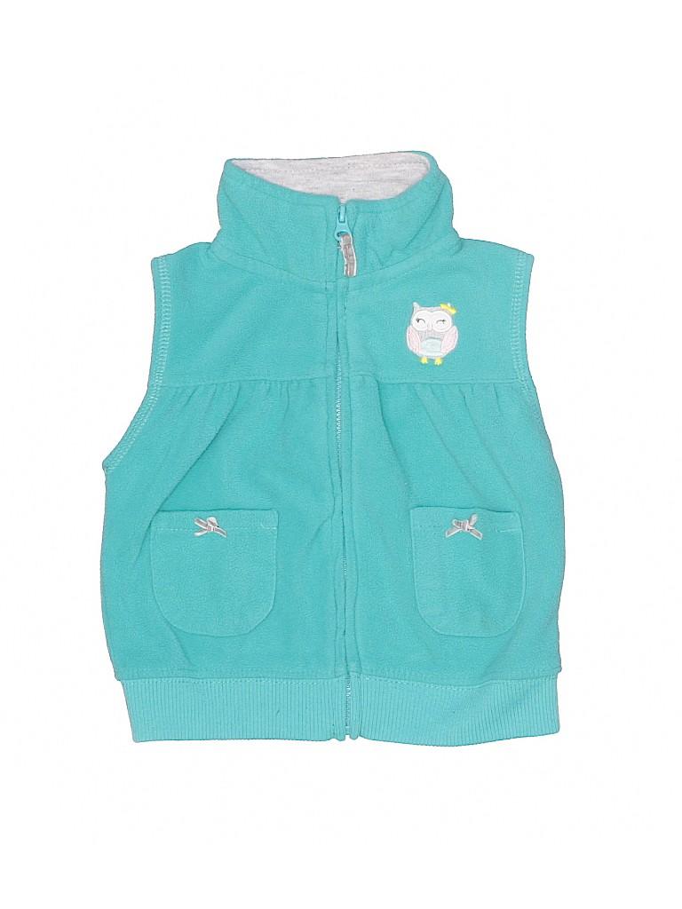 Carter's Girls Vest Size 24 mo