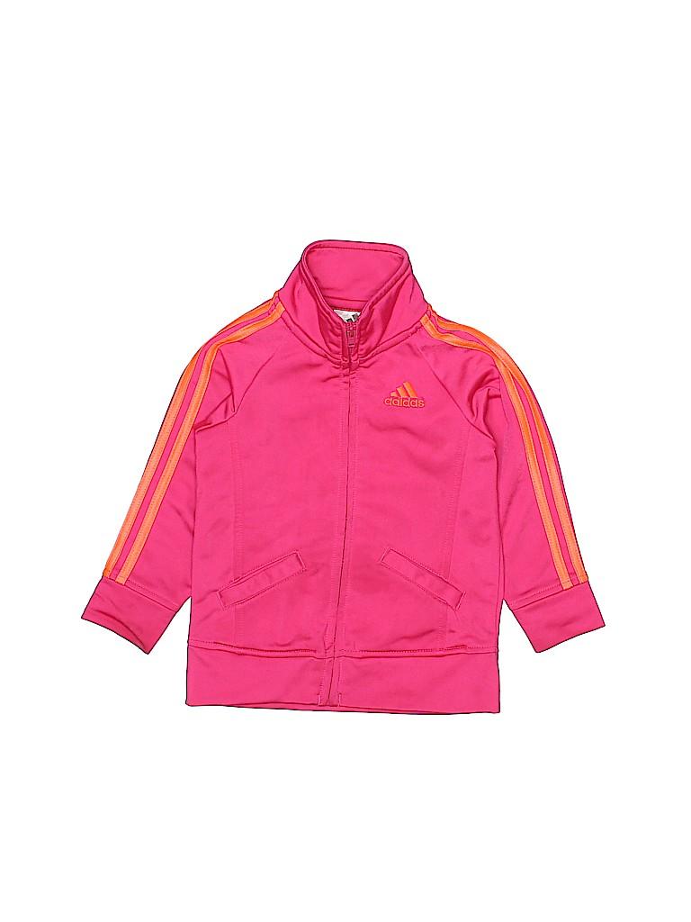 Adidas Girls Track Jacket Size 18 mo