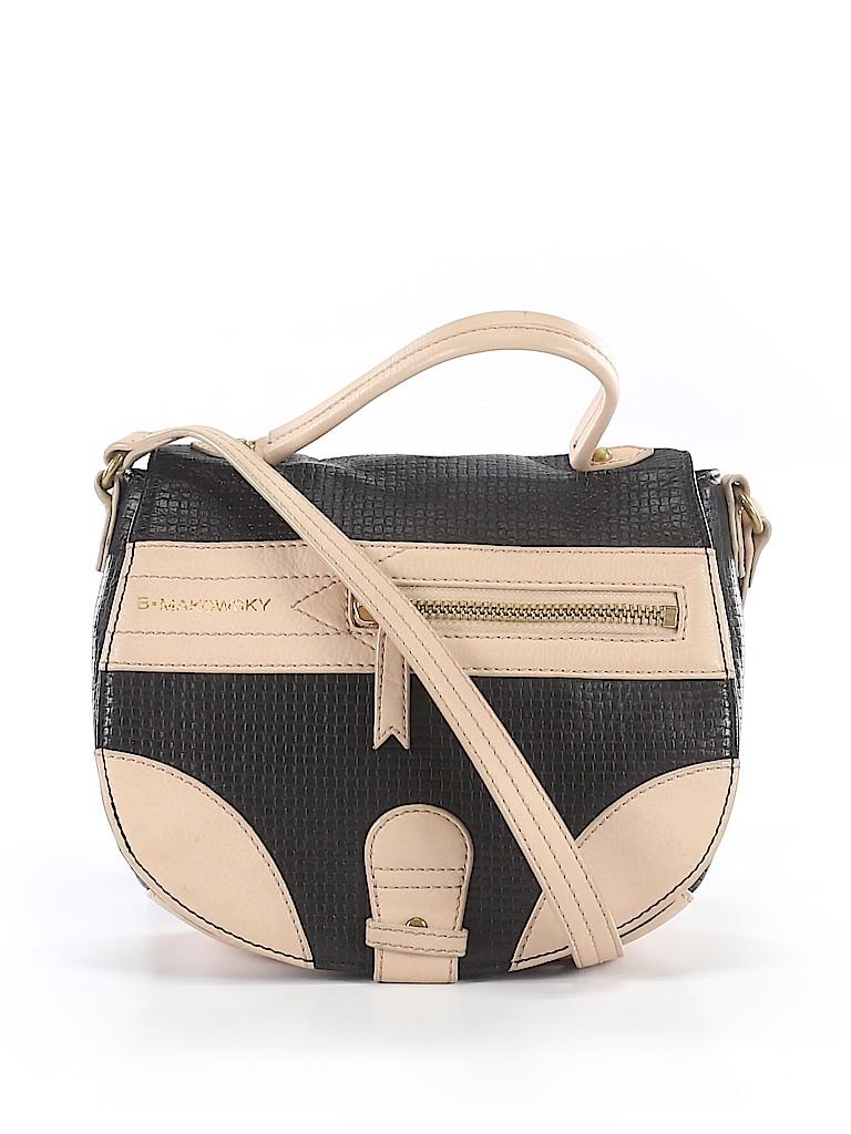 B Makowsky Women Crossbody Bag One Size