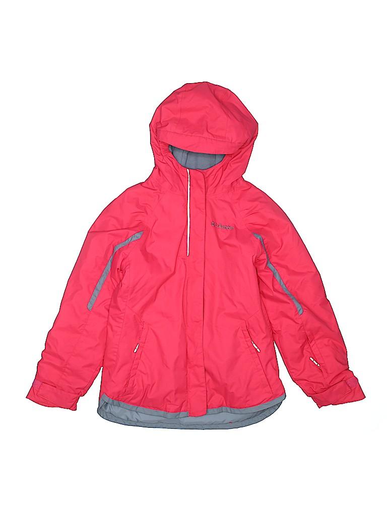 Columbia Girls Jacket Size S (Youth)