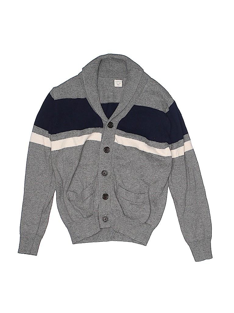 Crewcuts Boys Cardigan Size 8