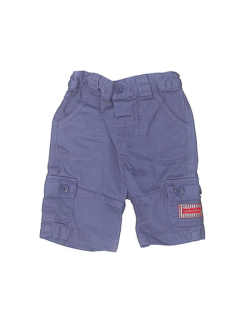 JoJo Maman Bebe Boys Cargo Shorts Size 12-18 mo